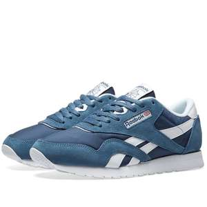 REEBOK CLASSIC NYLON £34 delivered @ Endclothing.com