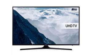 Samsung 40'' 4K Ultra HD HDR LED Smart TV - £395 With Free Delivery @ Groupon