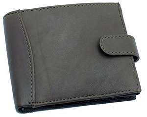 Black leather wallet only £1.99 as add on item (in black) Sold by WALLETS KING and Fulfilled by Amazon