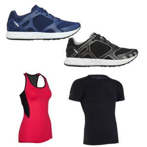 dhb Sale - Men's Short Sleeve Seamless Base Layer £10 Delivered  / Women's Short Sleeve Base Layer £7.50 / Dhb Running shoes £21 (See OP for more) @ Wiggle  (Free Del over £9 otherwise £1.99)