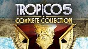 85% off Tropico 5 - Complete Collection £4.49 (£4.04 with code) (Steam) @ Bundlestars