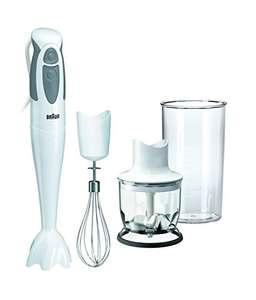 BRAUN MQ325 Multiquick 3 Hand Blender £19.97 / £24.72 non prime @ Amazon Free delivery Prime or add 3p add on