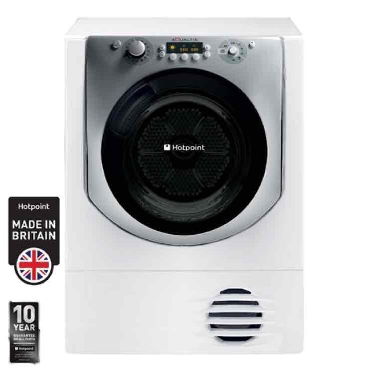 Hotpoint 9kg Condenser Dryer AQC9 BF7 E1 £279.99 @ Costco