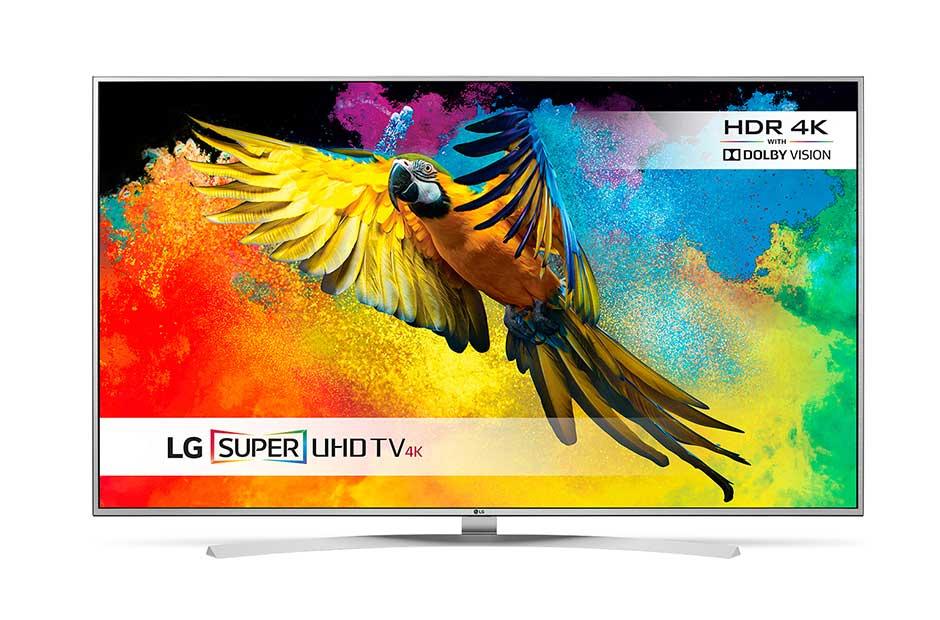 LG 49UH770V 49 Inch Super UHD 4K TV £579 @ CPC