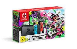 switch splatoon 2 limited edition RARE not cheap but in stock Amazon - £449 (seller SelectGames)