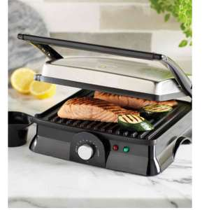 Ambiano 3 in 1 Panini Press (Free delivery) £19.99 @ Aldi