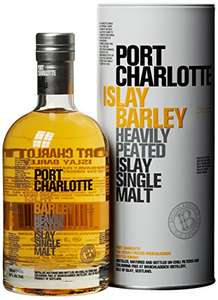 Bruichladdich Port Charlotte Islay Barley Whisky, 70 cl £42.99 @ Amazon