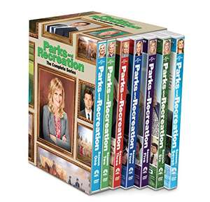 Parks & Recreation Complete Series 1-7 Region 1 DVD Boxset £25.87 approx (including Shipping & ALL Import Fees/Customs Clearance Costs so nothing else to pay on delivery in UK) @ sold by Amazon US through Amazon UK Global Store