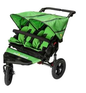Out'n'about Nipper V4 Double Green Pushchair (Single Ones available too) Boots online - £300