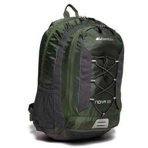 EuroHike 25L daysack | Was £35 Now £10 | Ultimate Outdoors (£1 C&C)