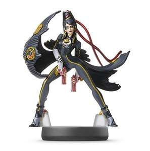 Amiibo Bayonetta 2P and Cloud 2P £10.99 each (Prime) / £12.98 (non Prime)  Amazon.co.uk (free delivery with PRIME)