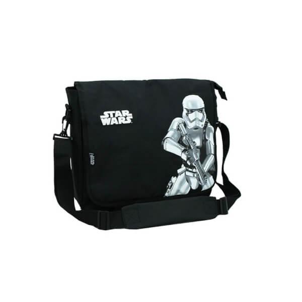 Star Wars First Order Stormtrooper Messenger Bag £3.99 + p&p (Free over £10)  £5.98 @ Zavvi