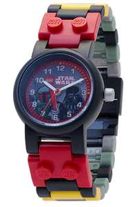 Edit 9/8 LEGO Star Wars Boba Fett and Darth Vader Kids Buildable Watch with Link Bracelet and 2 Minifigures £12.98 Del @ Amazon (Sold & Del by: ClicTime - Watches and Clocks)