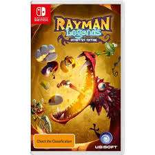 Rayman Legends definitive edition (Nintendo Switch) £24.99 preorder @ Grainger games
