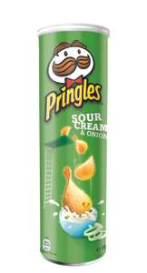 Pringles 200g 2 PACK for £2.00 (£1.00 per pack) @ ASDA instore