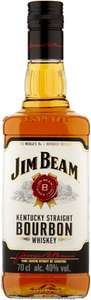 Jim Beam White Bourbon (70cl) was £17.50 now £13.00 @ Asda
