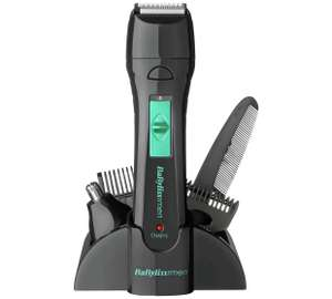Essentials by BaByliss for Men 7052EU Grooming Kit now down to £8.99 @ Argos