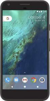 Google Pixel 32GB Black - Sim Free £399 w/code @ Mobiles.co.uk