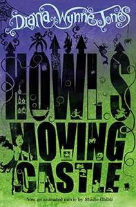 Howl's Moving Castle by Diana Wynne Jones 99p on Kindle @ Amazon