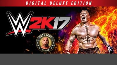 75% off WWE 2017 Digital Deluxe Edition (Steam) @ Bundlestars (£15.37 with code)
