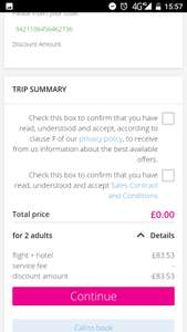 Huge Glitch: Flight & Hotel Break £0 @ www.lastminute.com
