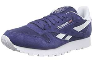 Reebok Men's Classic Leather IS Running Shoes From £15.08 Prime / £19.83 Non Prime @ Amazon