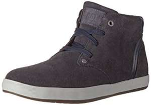 Caterpillar Men's Tactic Hi-Top Sneakers (Indigo or Brown - See sizes in OP) £22.50 @ Amazon