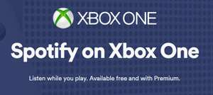 Xbox Spotify app coming today - official