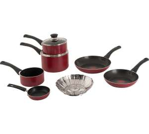 Tefal 7 piece pan set £29.99 @ Argos