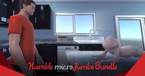Humble MicroJumble Bundle 78p (Pony Island available free) @ HumbleBundle