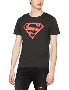 Various Superhero design T shirts £3.46 add on with free returns @ Amazon