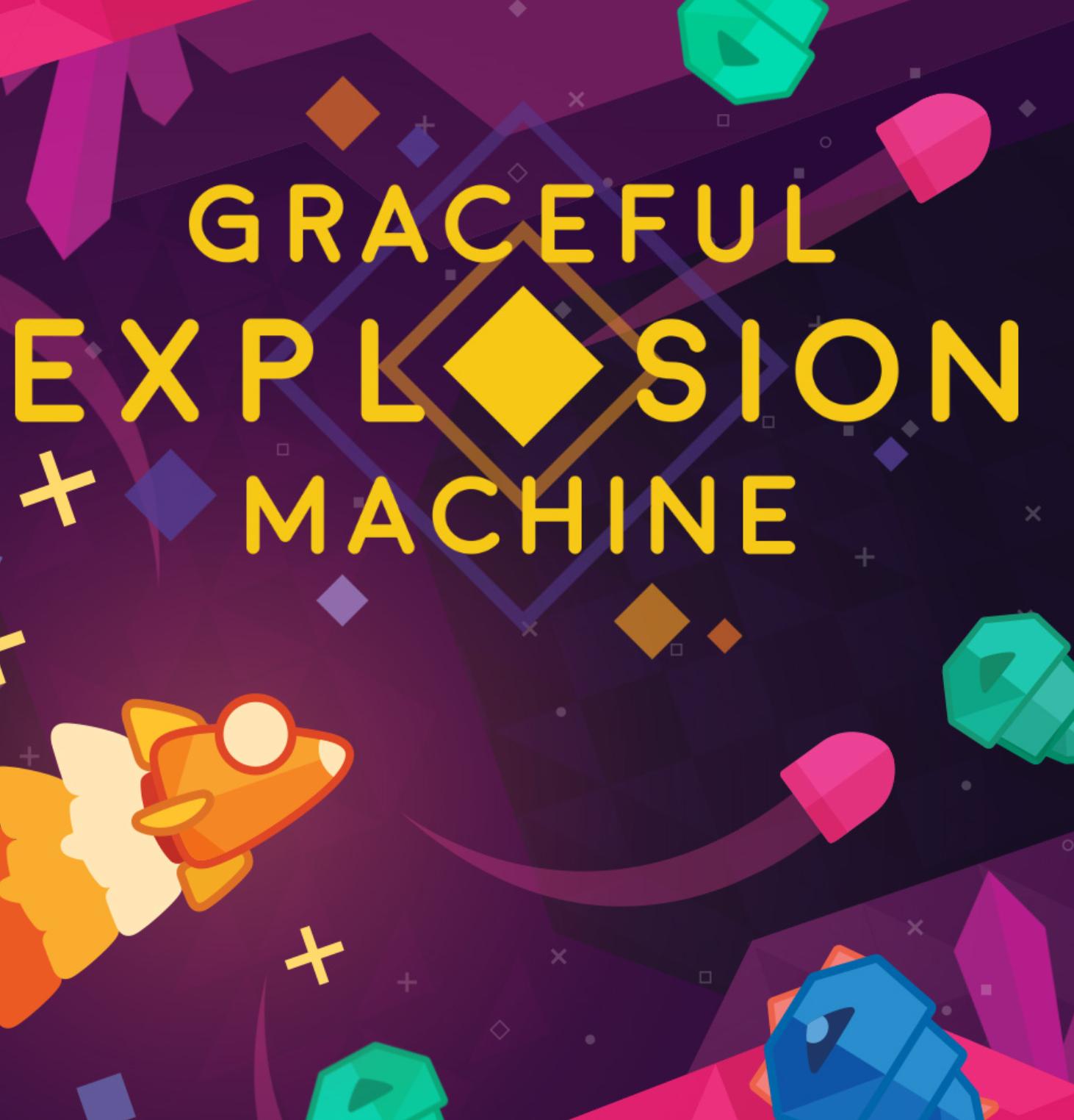 Nintendo Switch eShop Graceful Explosion 30% off now £6.99