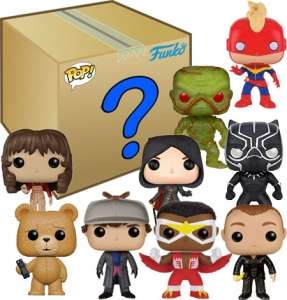 Funko Pop! Vinyl Figure Big Bundle 36 Pack £99.99 Delivered @ Forbidden Planet