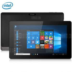 """Jumper 4S Pro 10.6"""" Winows tablet @ Gearbest (with code) for £99.39"""