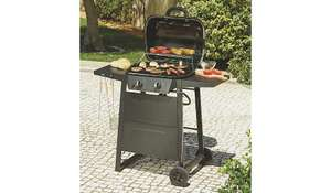 Expert Grill 2 Burner Gas BBQ £29.50 in-store at Asda.