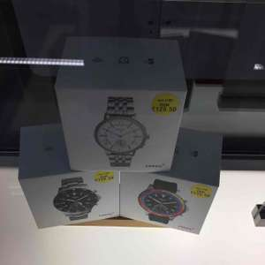 fossil smart watches from £115 @ Oldrids & Downtown