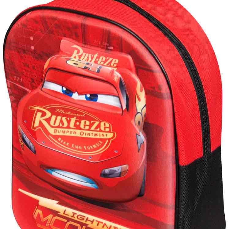 Cars 3 rucksack Home Bargains £1.99