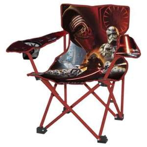 Star Wars camping chair Home Bargains £5.99