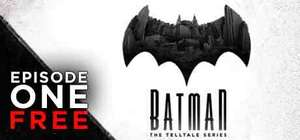 Batman the telltale series £4.75 (PC) @ Steam