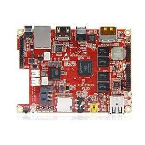 CUBIEBOARD5 Cubietruck Plus, Cortex A7 octa core 2GB DDR3 8G eMMC at Amazon for £19.19 (Dispatched from and sold by Amazon US)