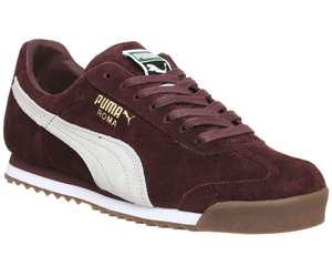 Puma Roma Cabernet Whisper White  (also Peacock and whisper white and chestnut/whisper white) £18:00+ £3:50 del (or FREE C/C) From Offspring