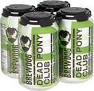 Brewdog Dead Pony Club 4x330ml cans was £6 now £4.50 at Tesco