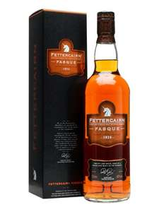 Fettercairn Fasque Single Malt Whisky 70cl at Tesco instore for £16.25