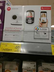 Motorola MBP662 connect Baby Monitor £55 @ Asda living