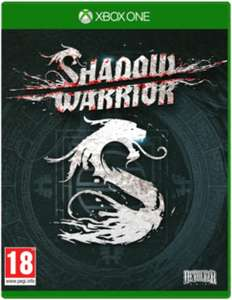 Shadow Warrior for Xbox One £9.99 @ GAME