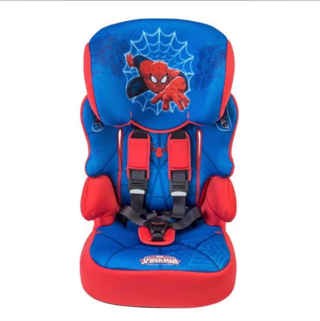Marvel Spiderman Beline SP Group 1-2-3 Car Seat £36.99 from kiddicare
