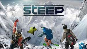 Ubisoft Crazy Wednesday Offer - Steep PC Download 56% off £19.98 (24 Hours Only) Get An Extra 10% off using PROMO10