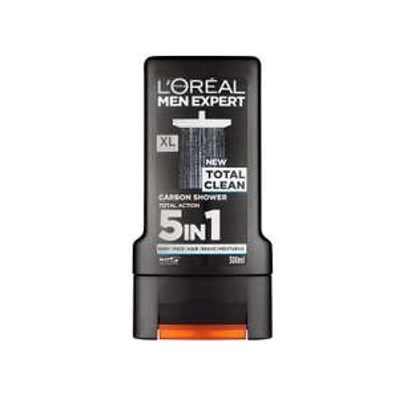 HALF PRICE! L'Oreal Paris Men Expert Total Clean Shower Gel 300ml - £1.50 Boots