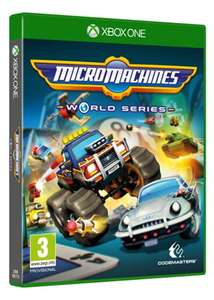 Micro Machines: World Series (Xbox One) £15.99 Delivered @ Base