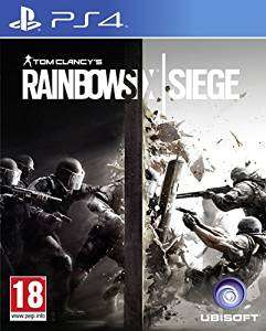 Rainbow six siege ps4 in sainsburys Colne for £13.99